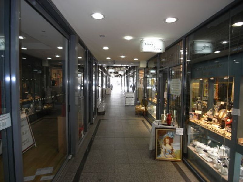 EXCITING OPPORTUNITY - ROMA ARCADE