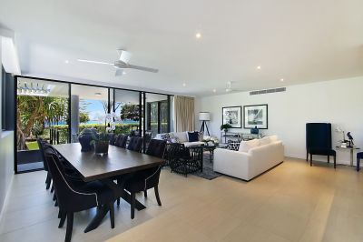 Stunning 230m2, Three Bed + Study Apartment - Priced to Sell!