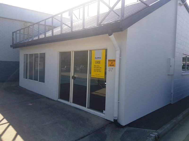 High Exposure Site Adjoining Service Station in Caloundra