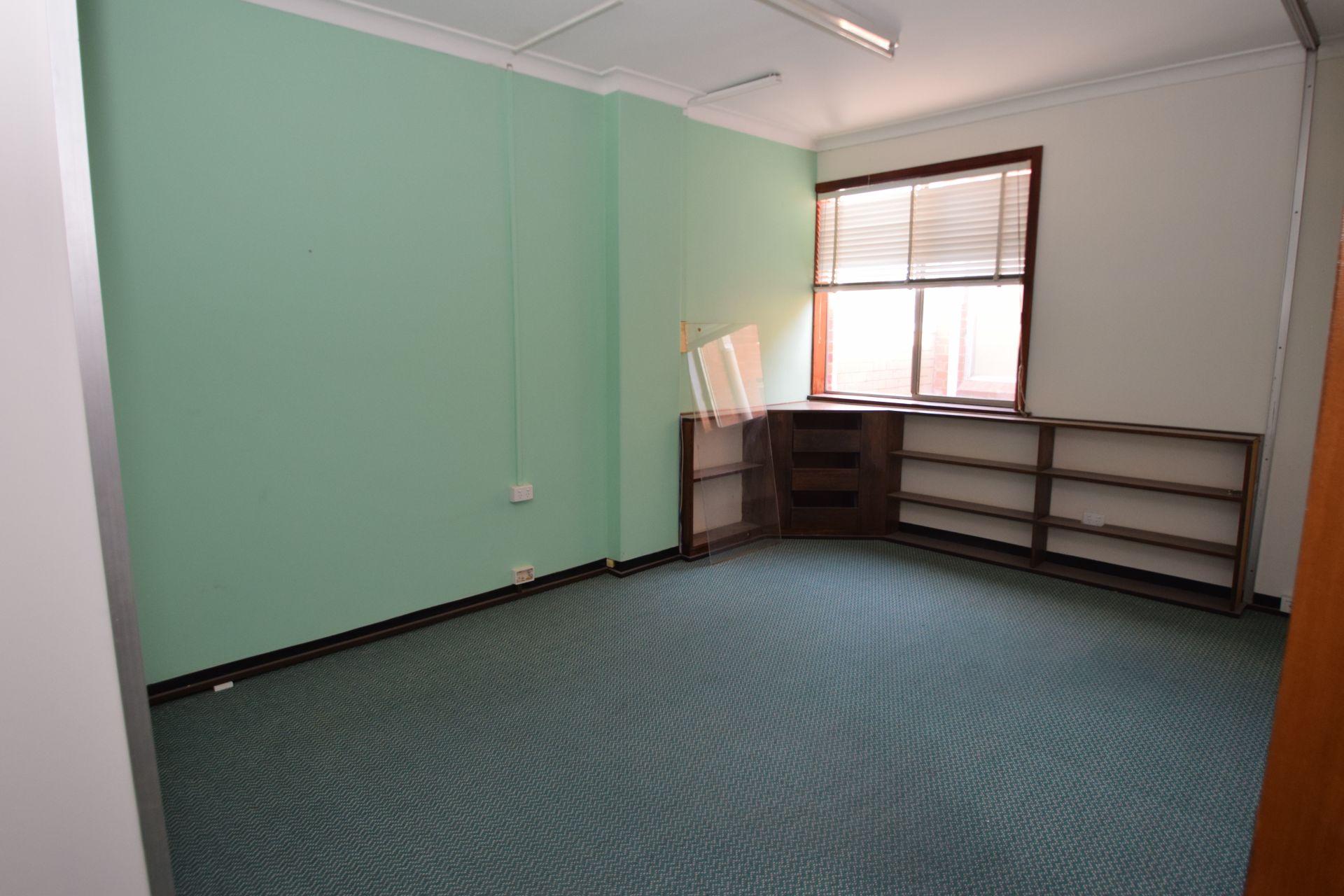 FIRST FLOOR CBD REAR OFFICE SPACE