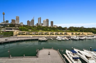 Luxurious Living in Famous Waterfront Precinct