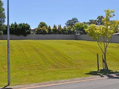 Vacant Block close to Sawtell