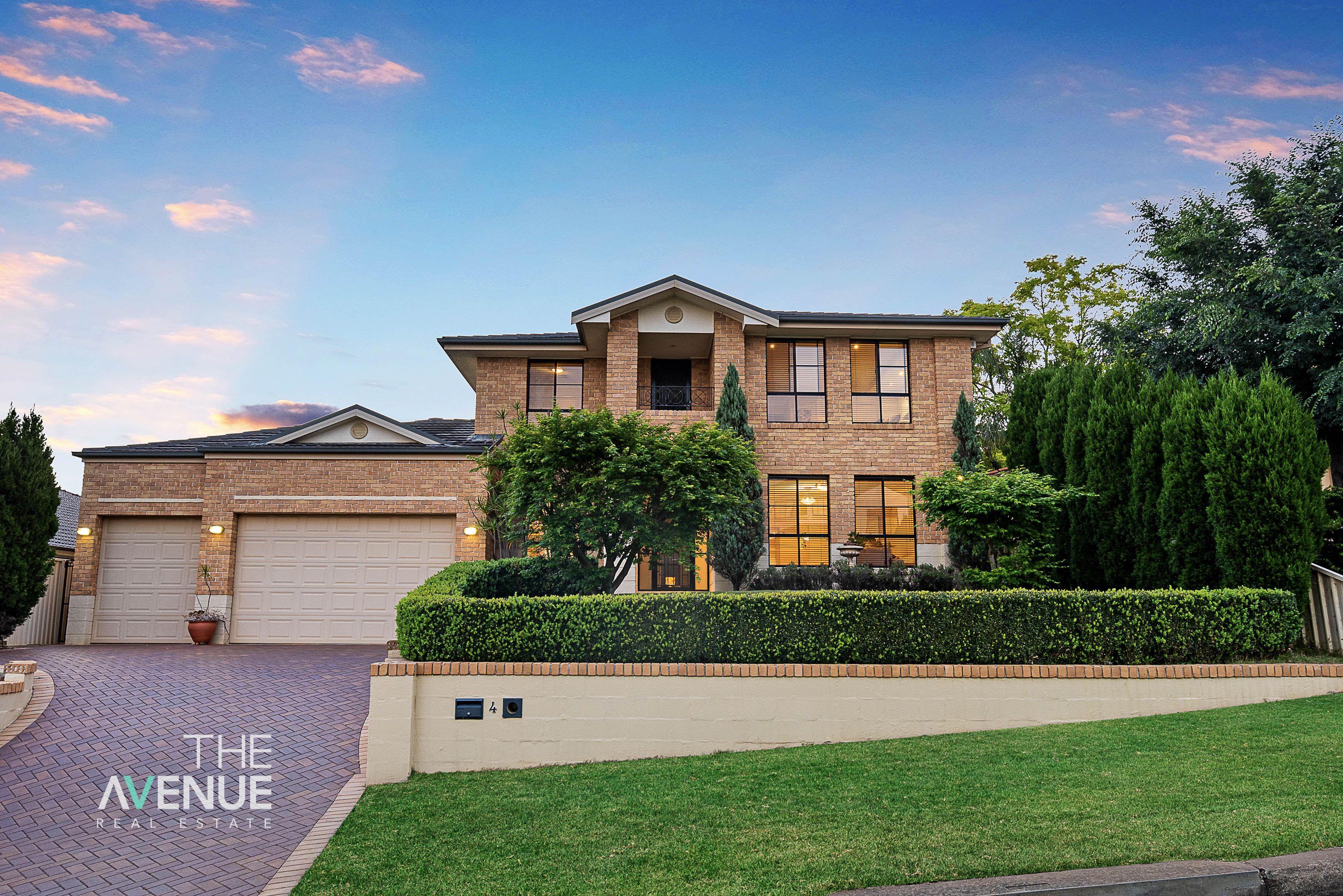4 Pine Crescent, Bella Vista NSW 2153