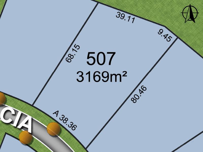 Branxton Lot 507 Pistacia Grove