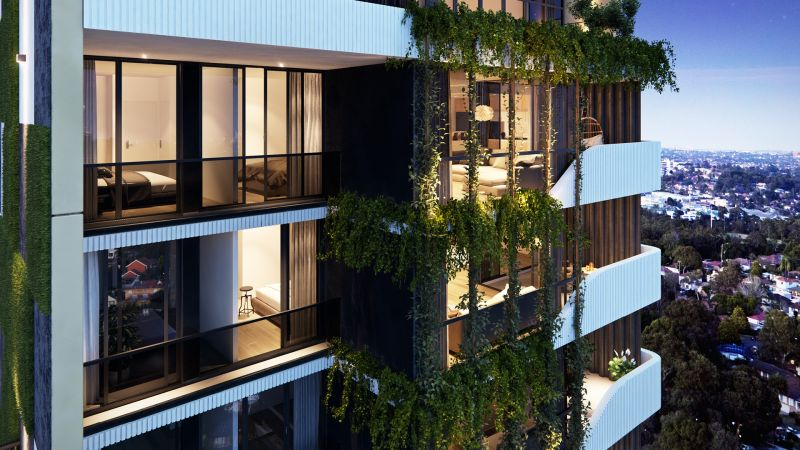 5% Deposit. Spectacular, Large 2 bed apartment in Epping's Most Exclusive  Residential Tower with resident exclusive facilities.