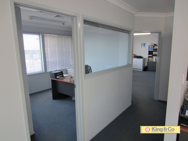 EXPOSURE PLUS - OFFICE & SHOWROOM WITH DISPLAY YARD