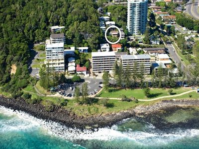 Iconic Burleigh Headland - Renovate, Build, Invest or Develop