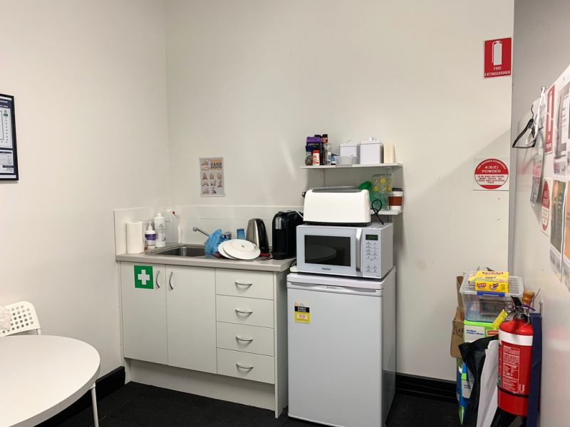 Budget Office in Central Location