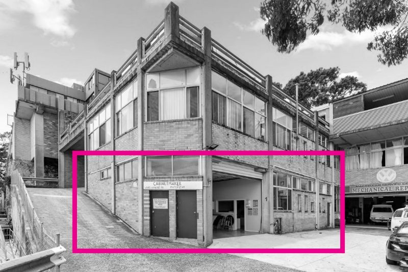 WAREHOUSE FOR SALE - CONVENIENT HARBORD ROAD LOCATION