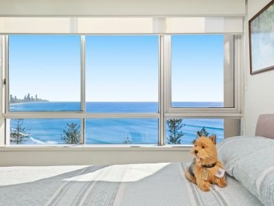 HIGHLY SOUGHT AFTER C APARTMENT  BURLEIGH BEACH TOWER