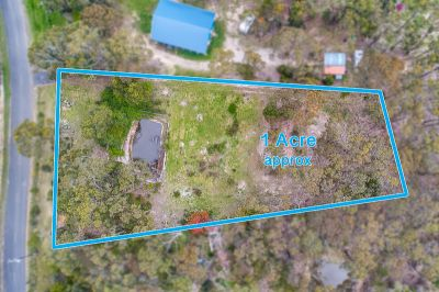 HIGHLY SOUGHT AFTER 1 ACRE BLOCK