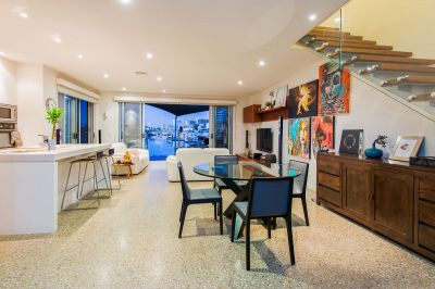Modern, North-East Facing Waterfront Duplex - Priced to Sell!