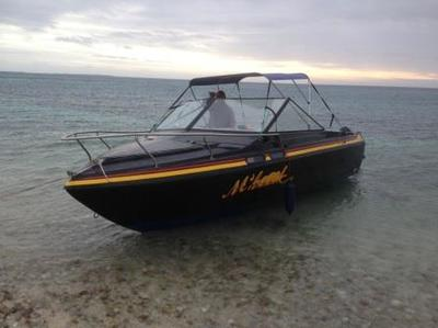 Boat for rent in Port Moresby Boroko