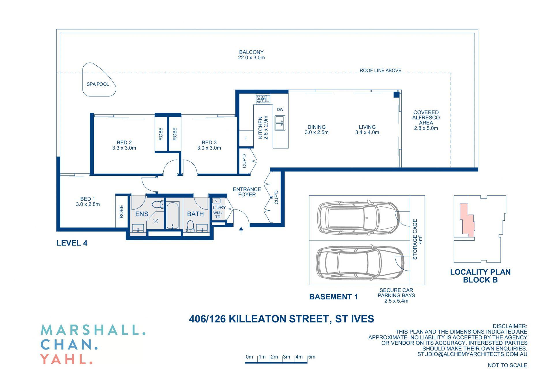 406/126 Killeaton Street St Ives 2075