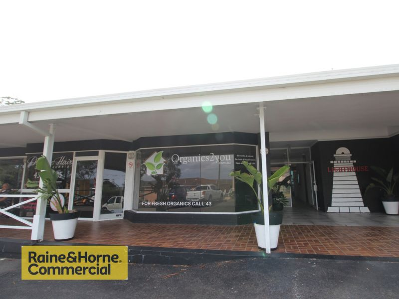 Boutique 70m2 (approx) Retail / Commercial Opportunity Daley's Point