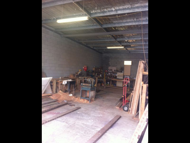 FOR LEASE WORKSHOP/WAREHOUSE
