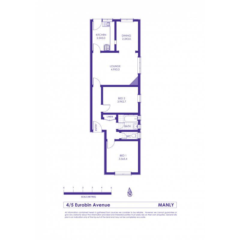 4/5 Eurobin Avenue Manly 2095