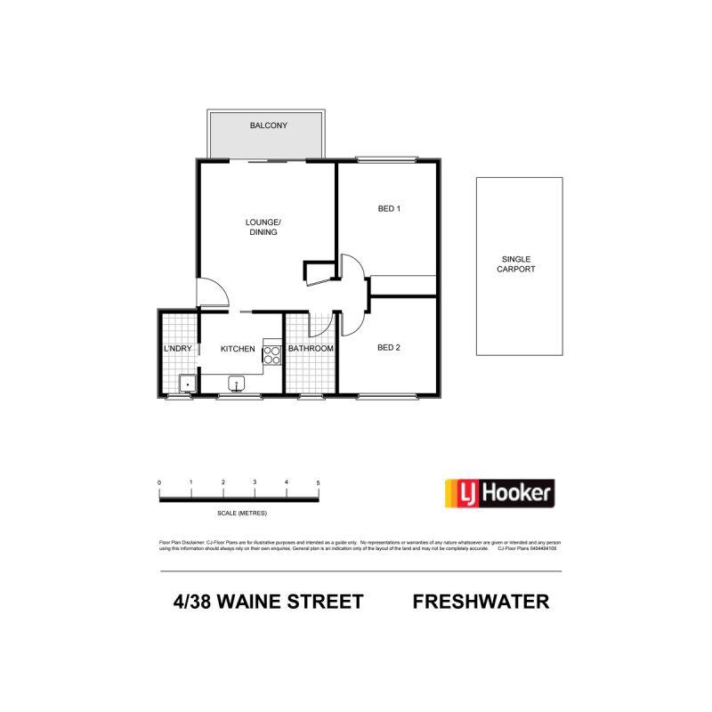 4/38 Waine Street Freshwater 2096
