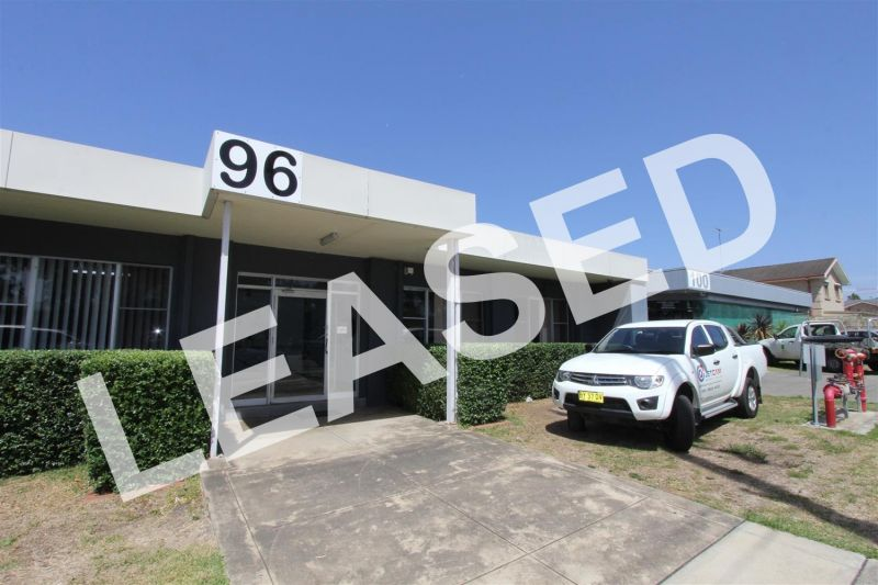 LEASED BY MITCH BROWN - 71m² Affordable Office Space Caringbah