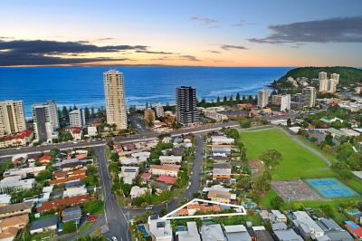 VERSATILE BEACHSIDE HOME IN RED HOT BURLEIGH HEADS