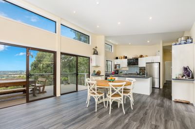 Exceptional In Size Family Abode With Lighthouse Views