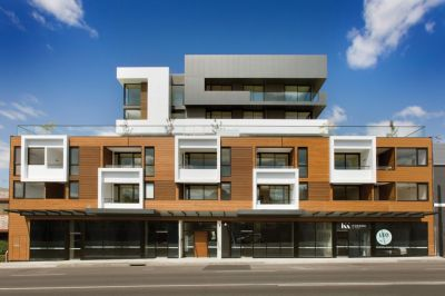 EXCITING NEW RETAIL IN HAWTHORN EAST