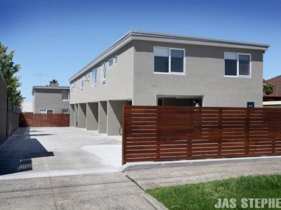 West Footscray 4/5 Wattle Street