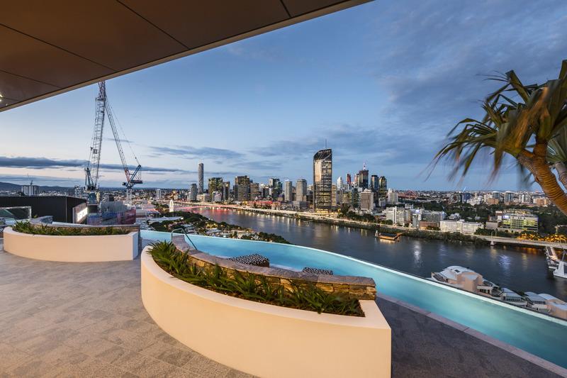 South Brisbane Waterfront