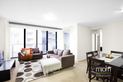 Be Captivated By This Spacious City Tower Treasure!
