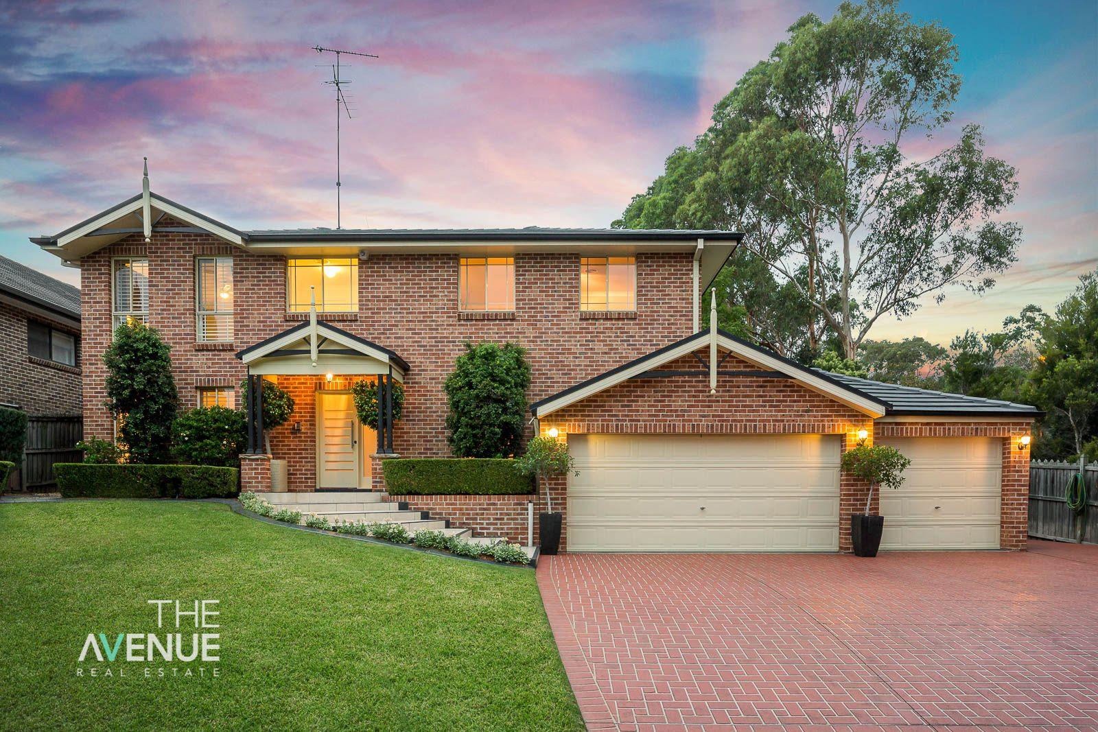 20 Mayfair Avenue, Kellyville NSW 2155