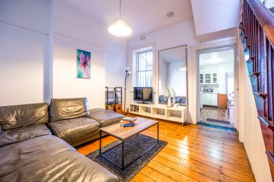Excellent Lifestyle Opportunity in Glamorous Inner City Locale