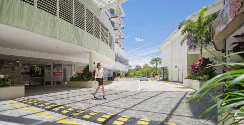 Level 4 Office In Kon-Tiki Complex