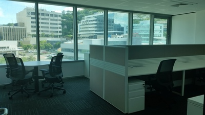6 Person Fully Equipped Office for Short/Long Term Lease - Available Now!