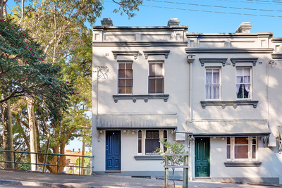 Three level Victorian terrace in the heart of North Sydney