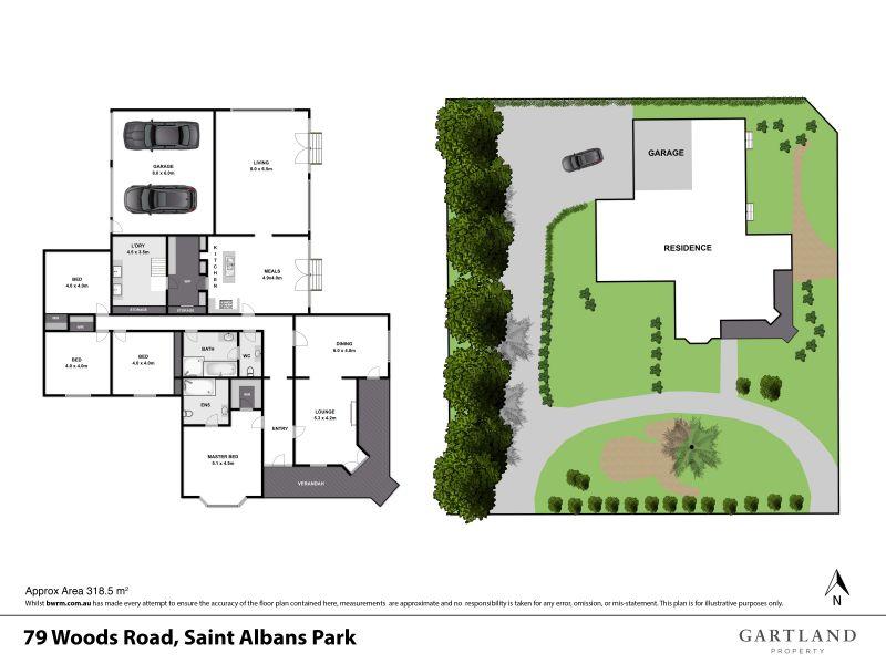 79 Woods Road St Albans Park