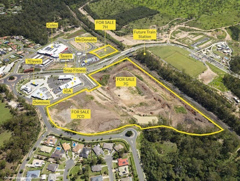 Development Sites in Major Masterplanned Community