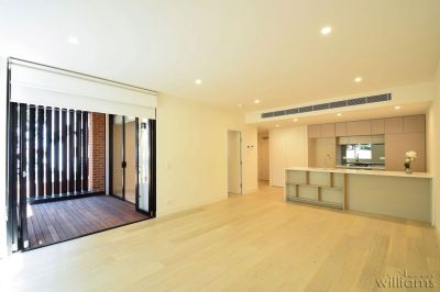 PARK VIEW, PRIVATE - BRAND NEW APARTMENT