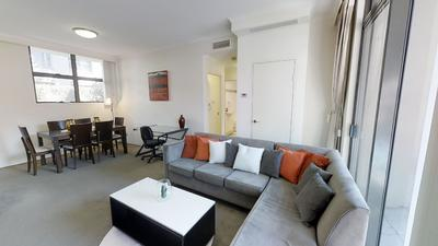 FULLY FURNISHED 2 Bedroom and 2 Bathroom unit in PYRMONT - only $897