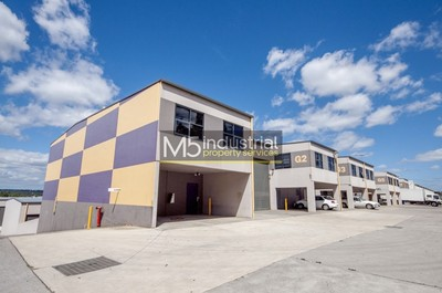 221SQM - MODERN OFFICE/WAREHOUSE