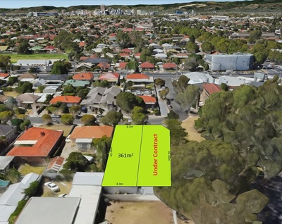 361m2 Torrens titled allotment