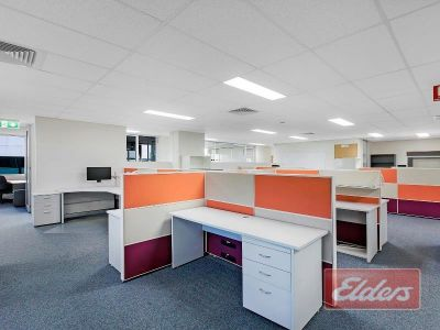 FULLY FITTED OPEN PLAN OFFICE!!