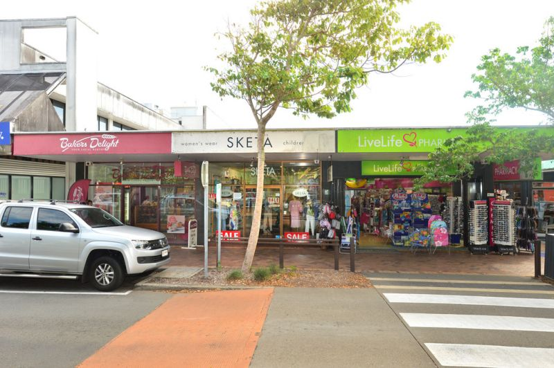 Noosa Heads Retail - Main Road Frontage