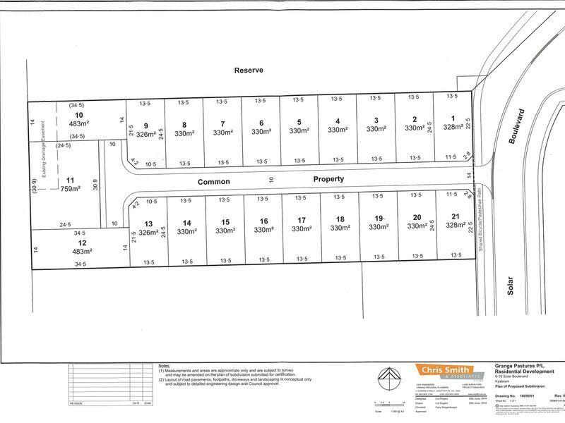 Lot 35/6-10 Solar Boulevard, Kyabram VIC 3620