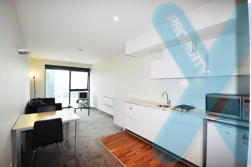 Furnished Studio with Views!
