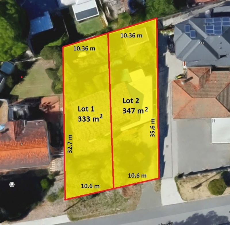 GREEN TITLE, STREET FRONT LAND! NOT STRATA