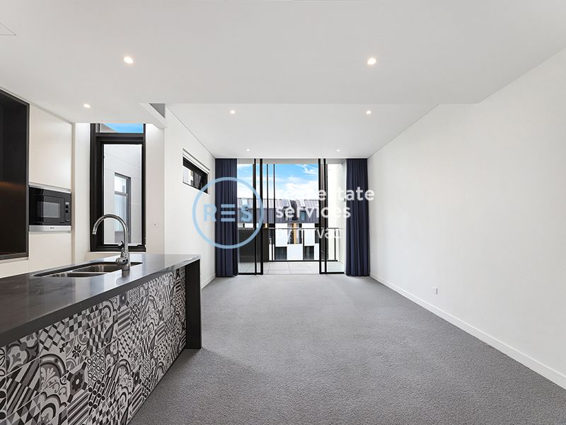 Contemporary 2-Bedroom Apartment with Parking in Harold Park