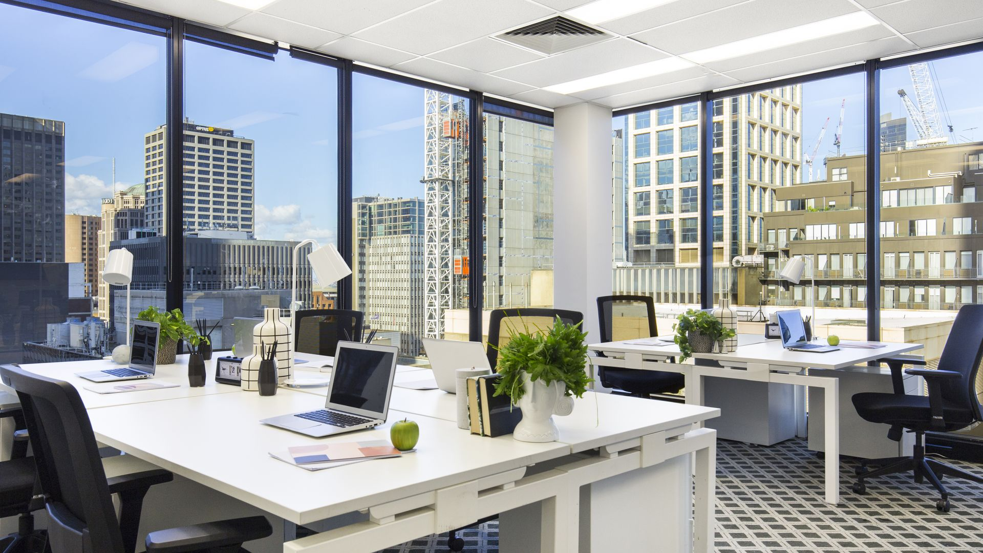 Keep your business running with a private, secure office in a first-class CBD location