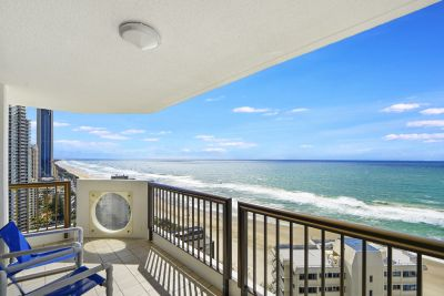 Beachside Penthouse-Level - Ideal Position with North-East Aspect