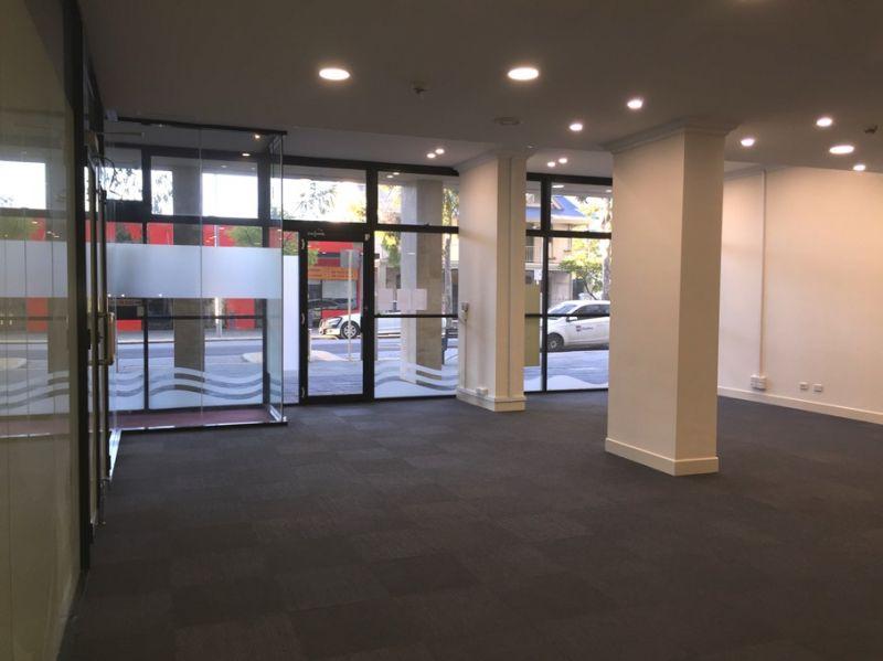 Ground Floor Retail/Office
