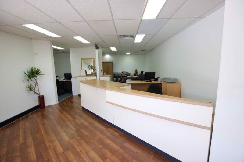 Modern Ground Floor Office in Central Location